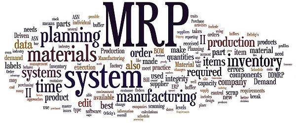 Planowanie MRP ERP