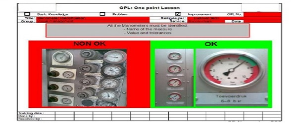 przykład lekcji jednotematycznej OPL